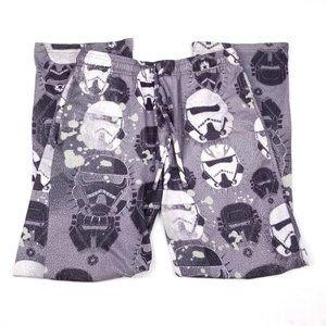 Star Wars Men's Storm Trooper Pajama Pants S